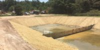 erosion control Blanket- Seed Slingers