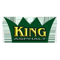king asphalt logo