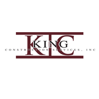 king construction logo